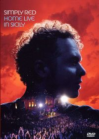 Cover Simply Red - Home - Live In Sicily [DVD]
